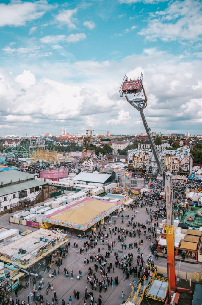 Oktoberfest attractions