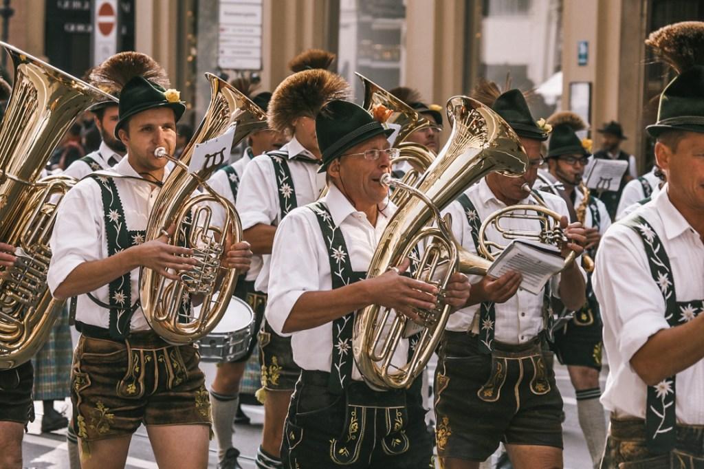 orkiestra Oktoberfest
