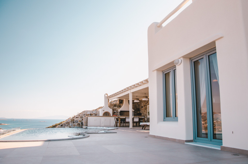 Naxos Rock Villas - willa na Naxos