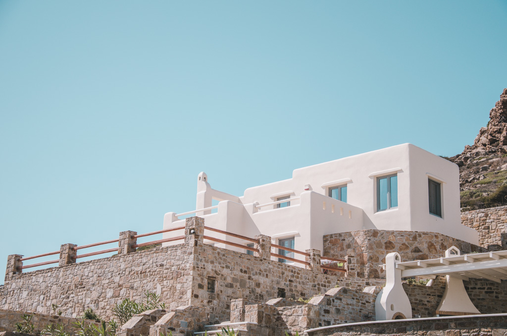 Naxos Rock Villas - viilla Apollo