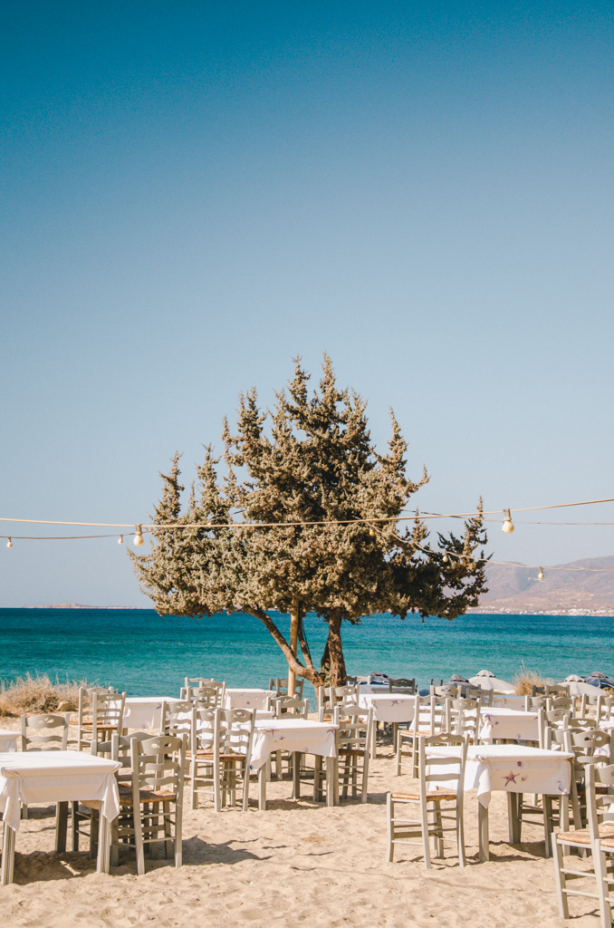 things to do in naxos - best beach