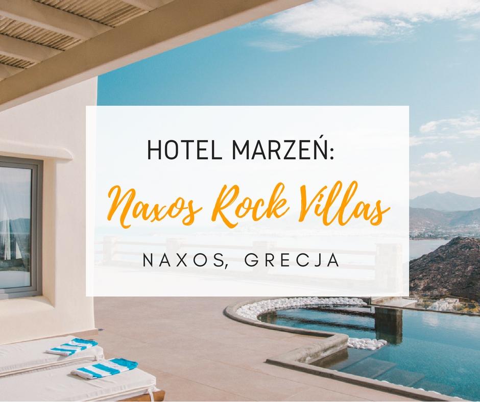 Naxos Rock Villas - hotel marzeń