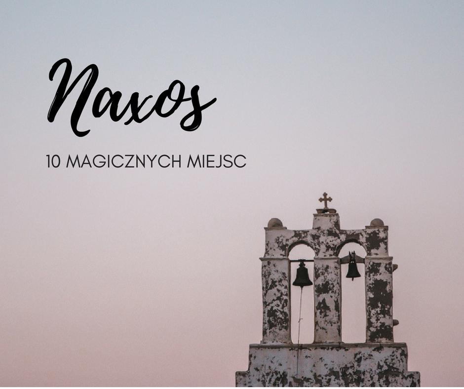 co zobaczyć na naxos - wstęp