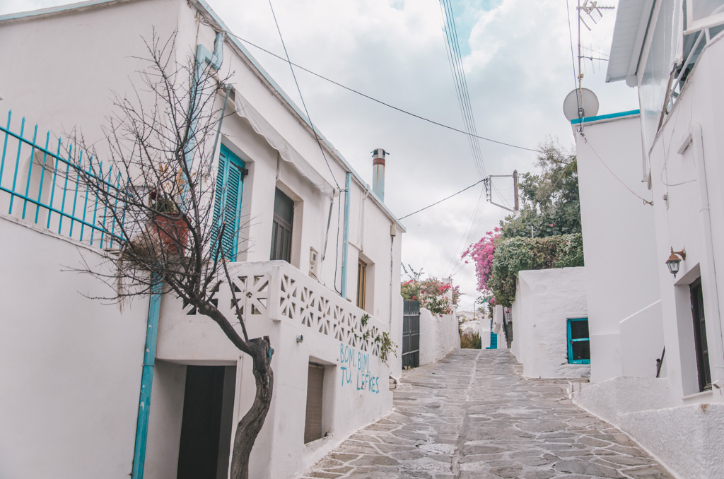 things to do in Paros - Lefkes