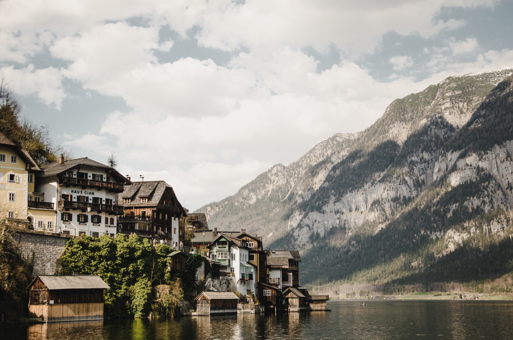 visiting hallstatt - where to stay in hallstatt - hallstatt view