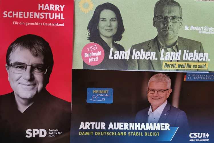 Bundestagswahl Frauen