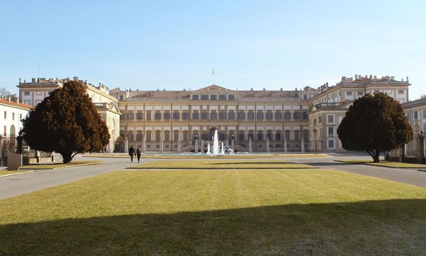 Incursione invernale – Parco di Monza - Gallery Slide #2