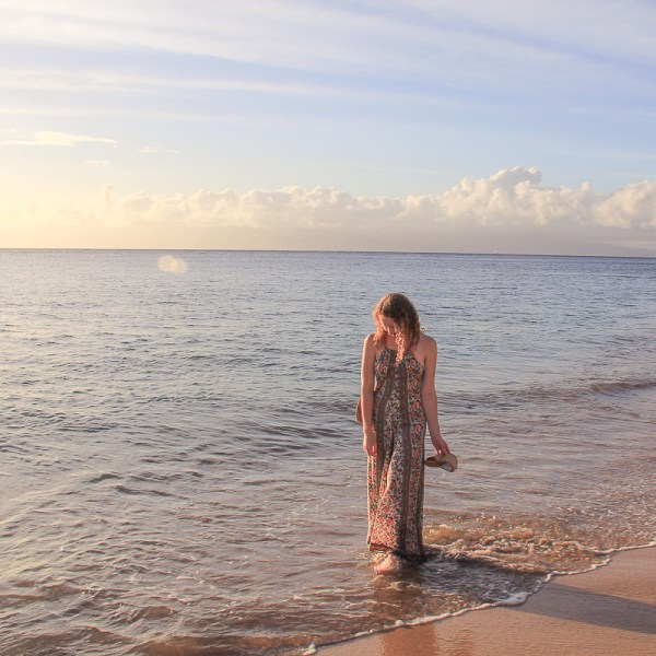 The Tropical Jumpsuit You Need To Pack For Hawaii