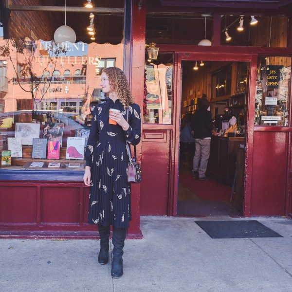 Building a Sustainable Wardrobe with Vintage
