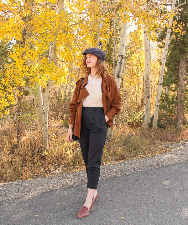 Vintage Casual Fall Style
