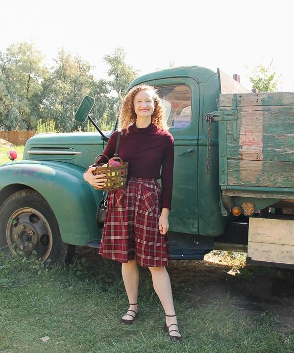 Apple Picking at Ya Ya's Orchard