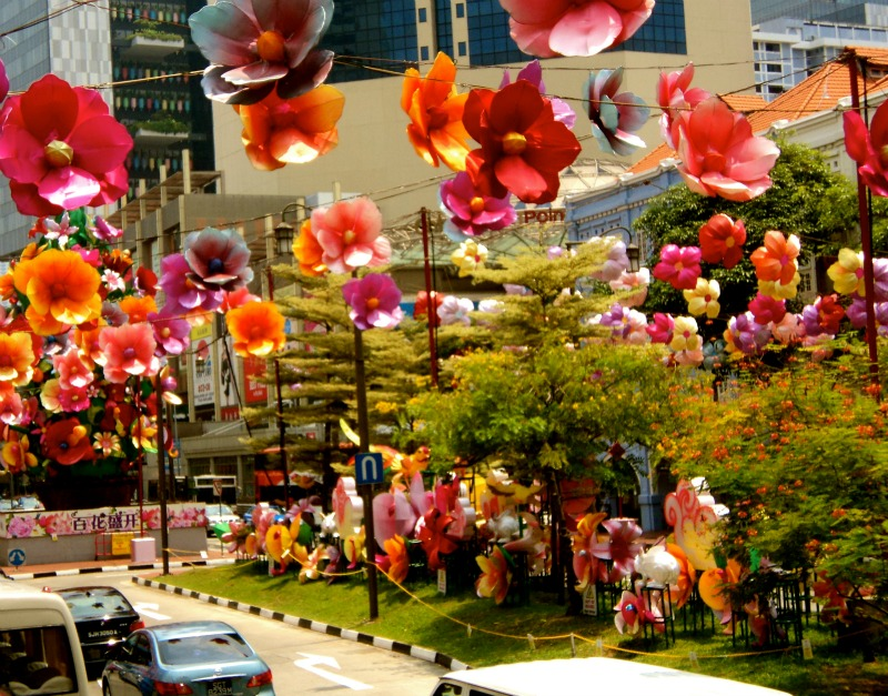 Stopover in Singapur