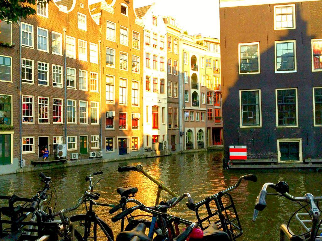 Dinge die man in Amsterdam tun muss
