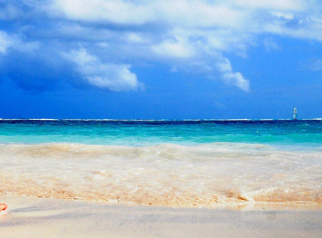 Strand in Punta Cana, Domrep