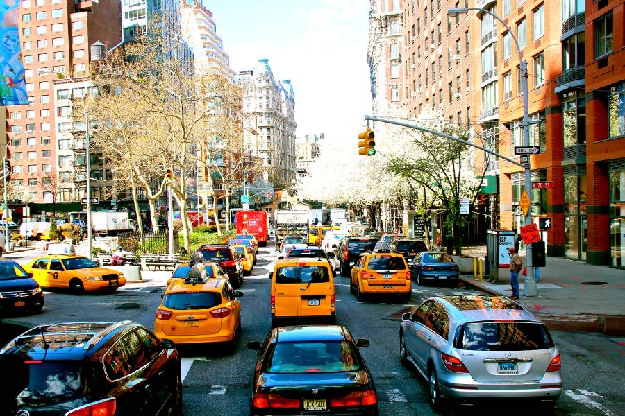 Reiseplanung New York