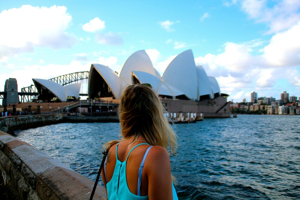 Sydney Backpacker