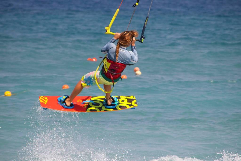 Kite surfen lernen Tipps