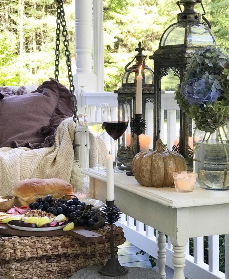 Stunning moody fall decor moody fall decorating french country fall
