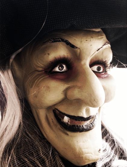 Fun DIY Halloween Decorating Ideas Glamorous Witch Makeover