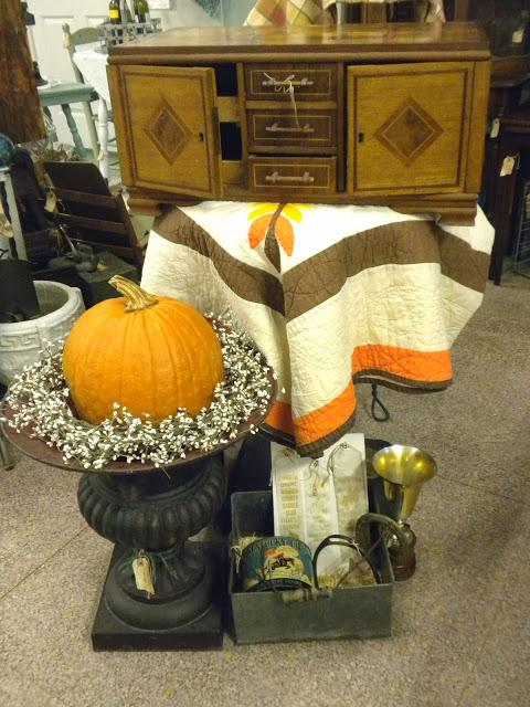 Fall at the South Charleston Antique Mall
