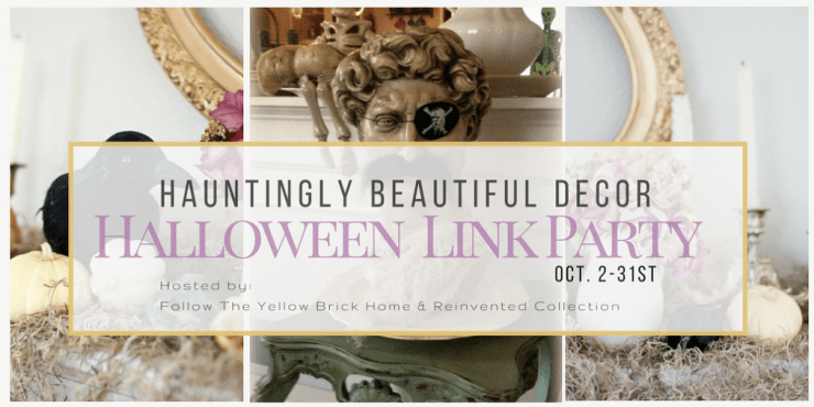 Halloween Link Party