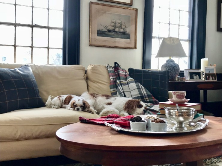 The perfect Christmas home tour! Historic BlaisdellHouse New Hampshire