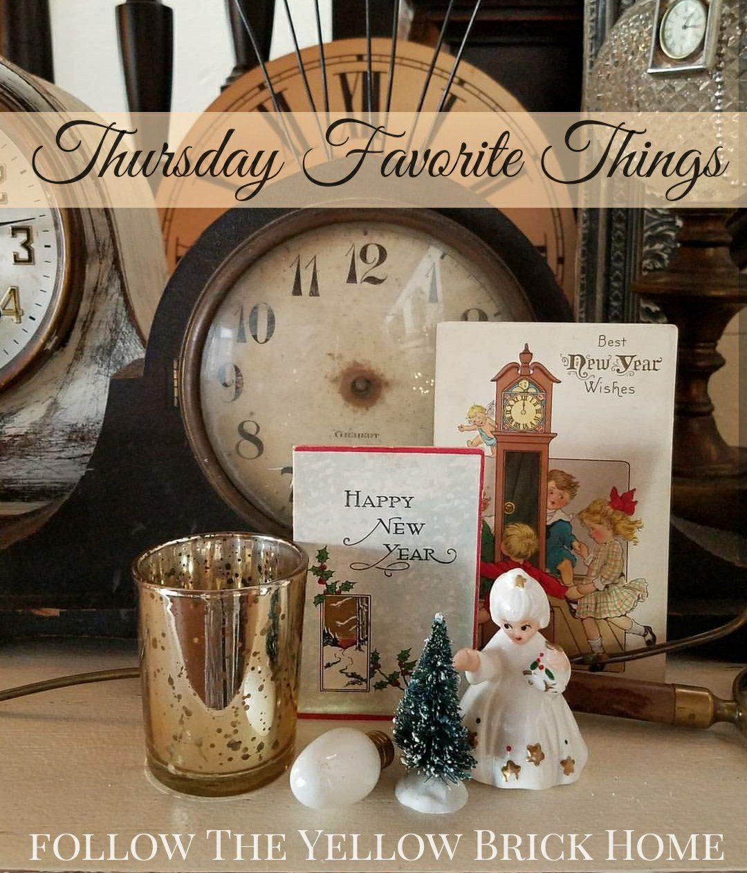 Thursday Favorite Things Blogger Link Party