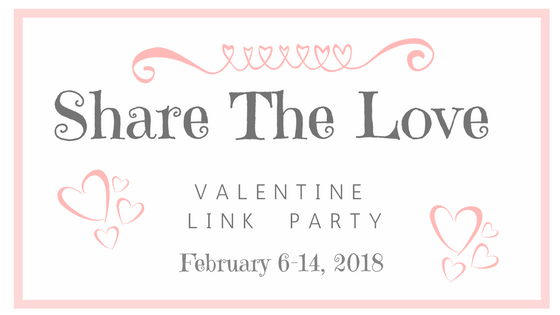Share The Love Valentine Link Party