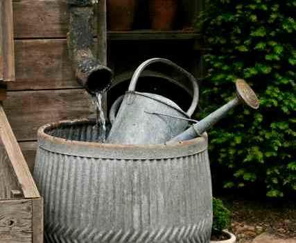 Beautiful Rain Barrel Ideas