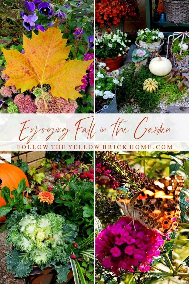 Fall Garden Ideas Beautiful fall foliage and outdoor fall garden ideas