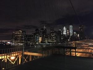 Sunrise over Manhattan