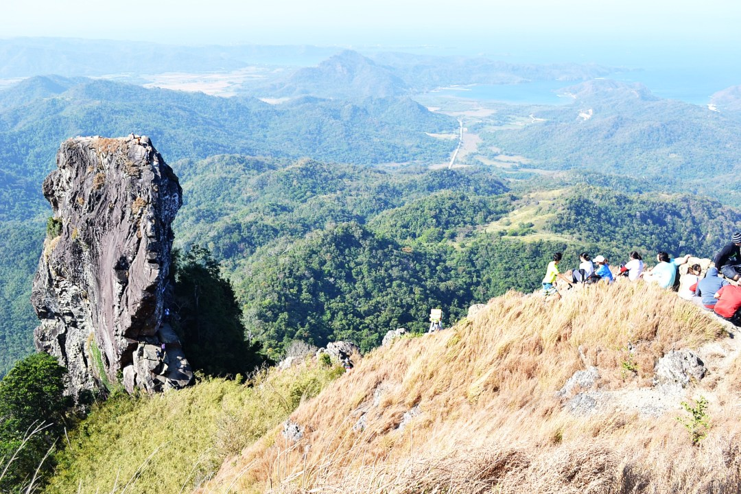 mt. pico de loro new trail