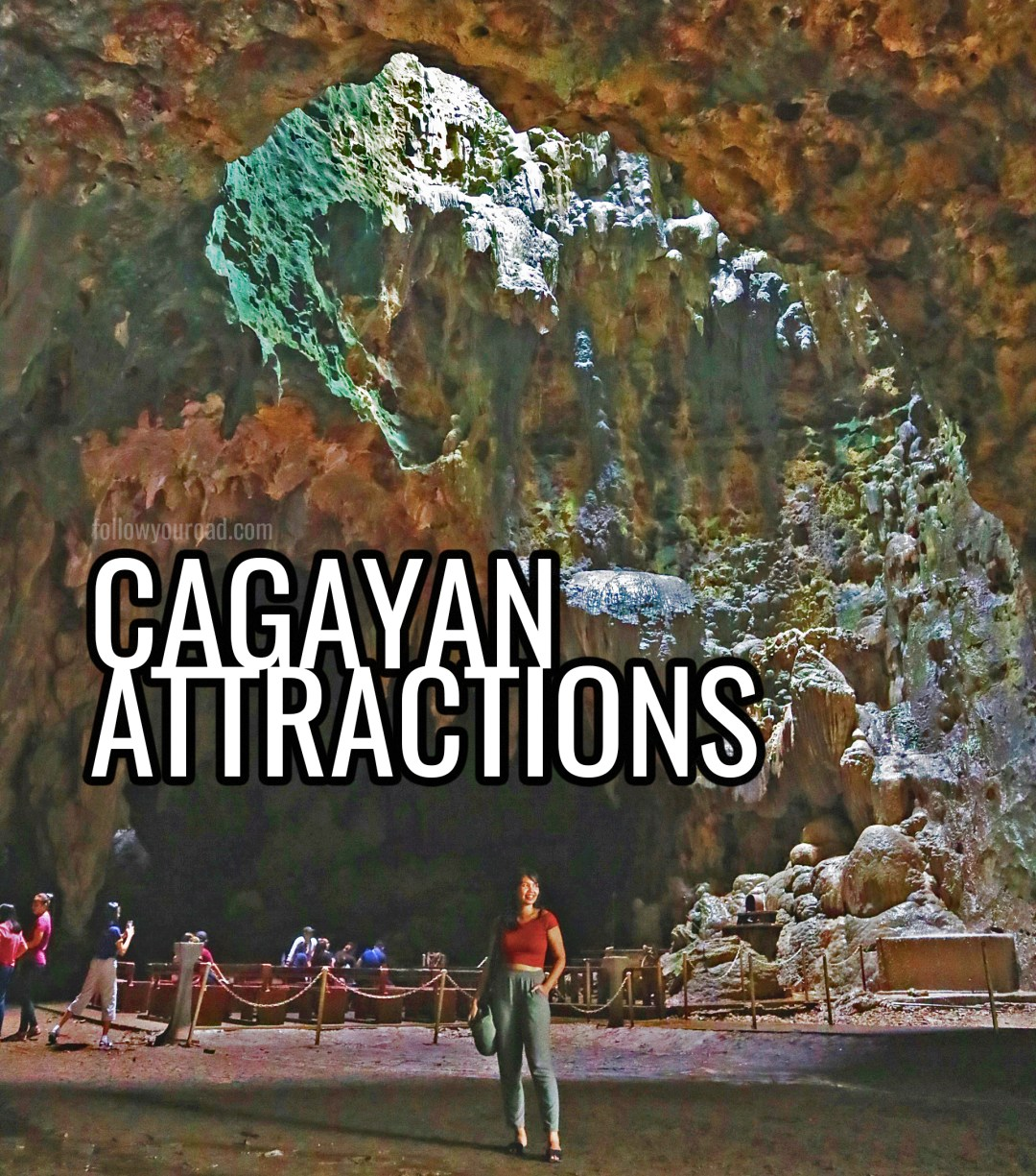 cagayan attractions callao cave