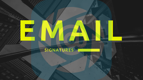 Mobile Email Signatures on iOS HTML and Android Gmail Apple Mail Folocard App