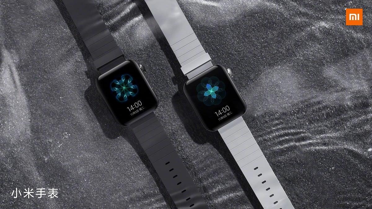 Xiaomi ya tiene un reloj camino