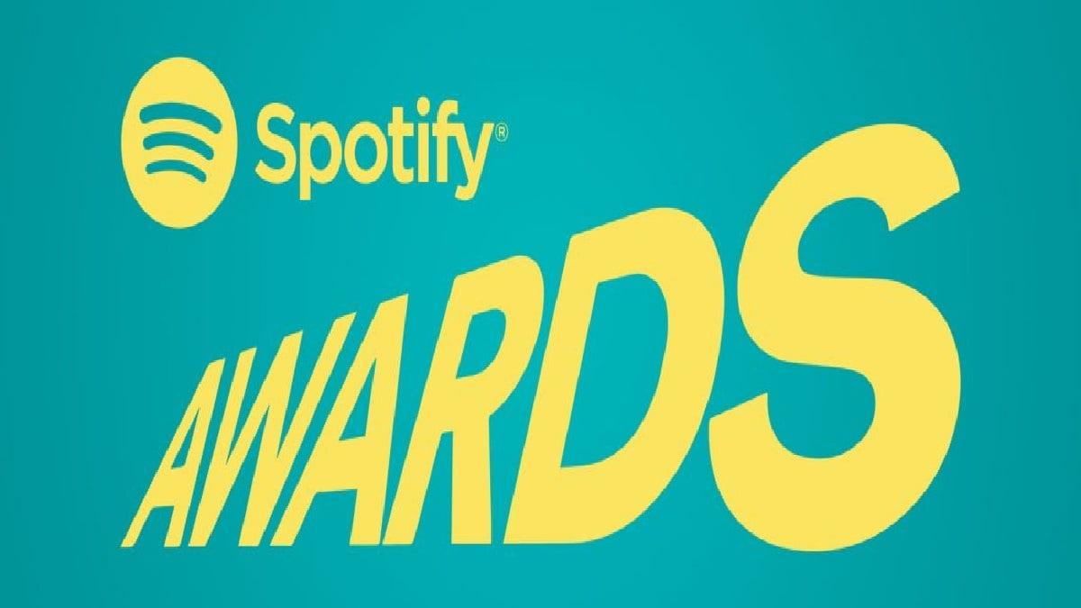 Spotify tendrá sus propios premios