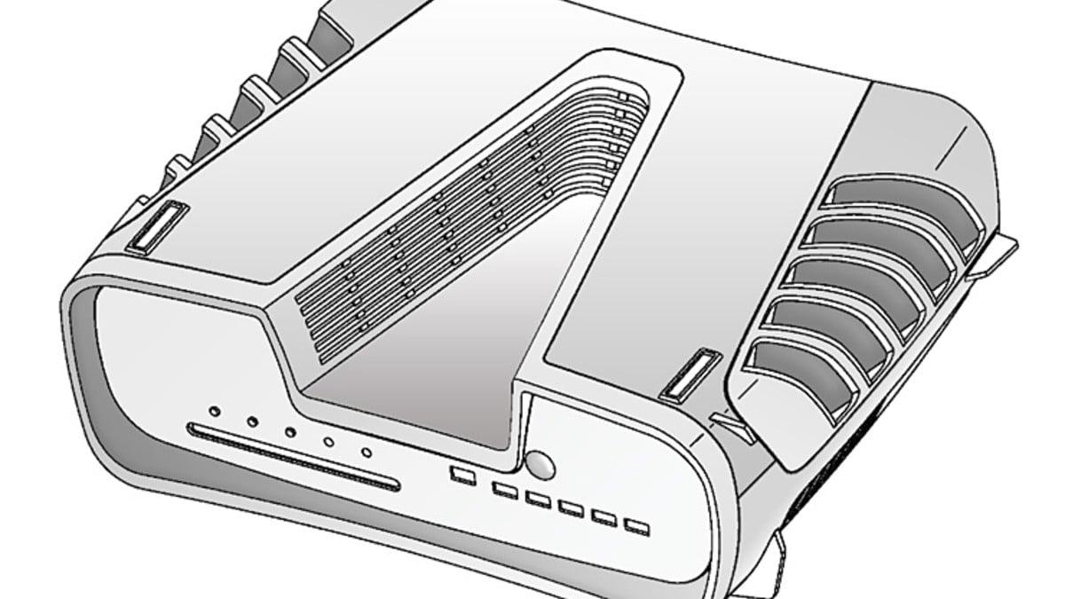 Patente de Kit PS5