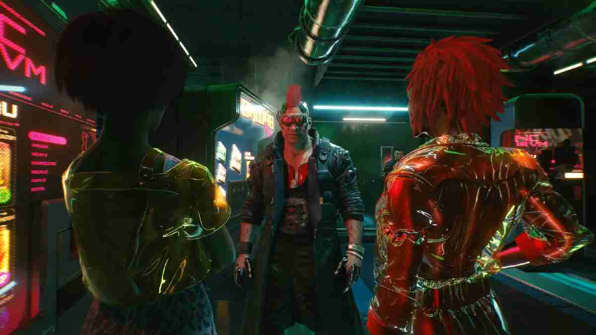 Cyberpunk 2077 nuevo