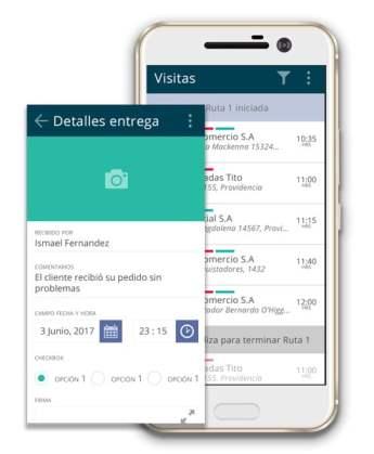 SimpliRoute app