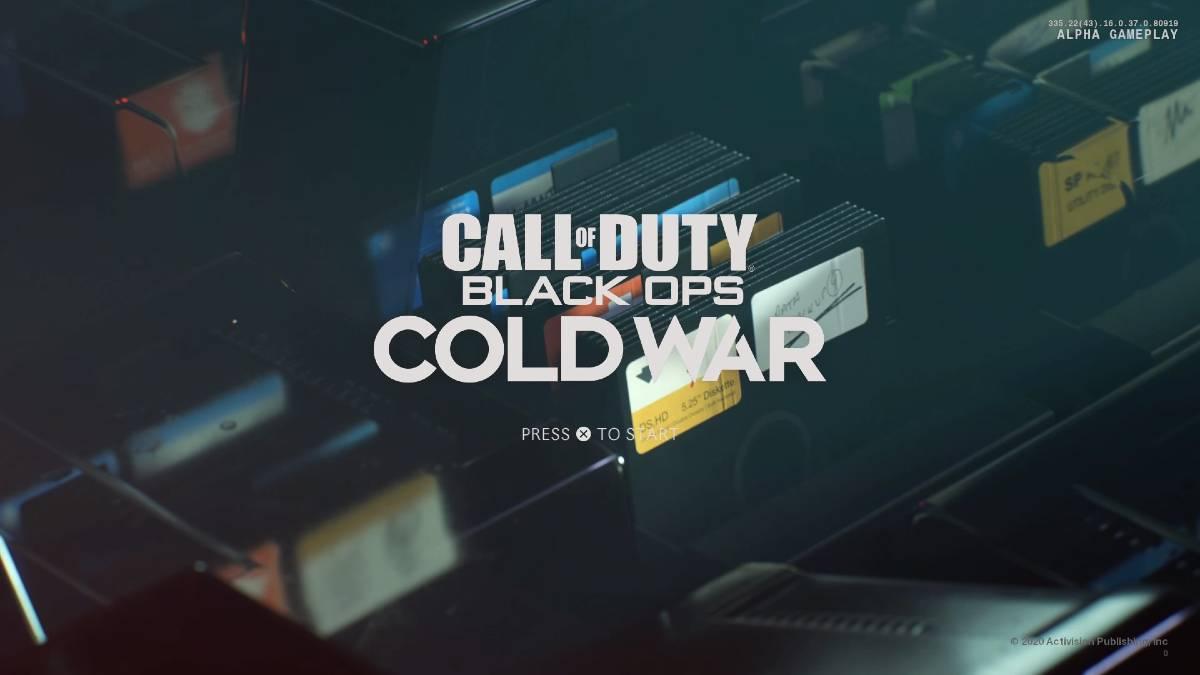 CoD Cold War
