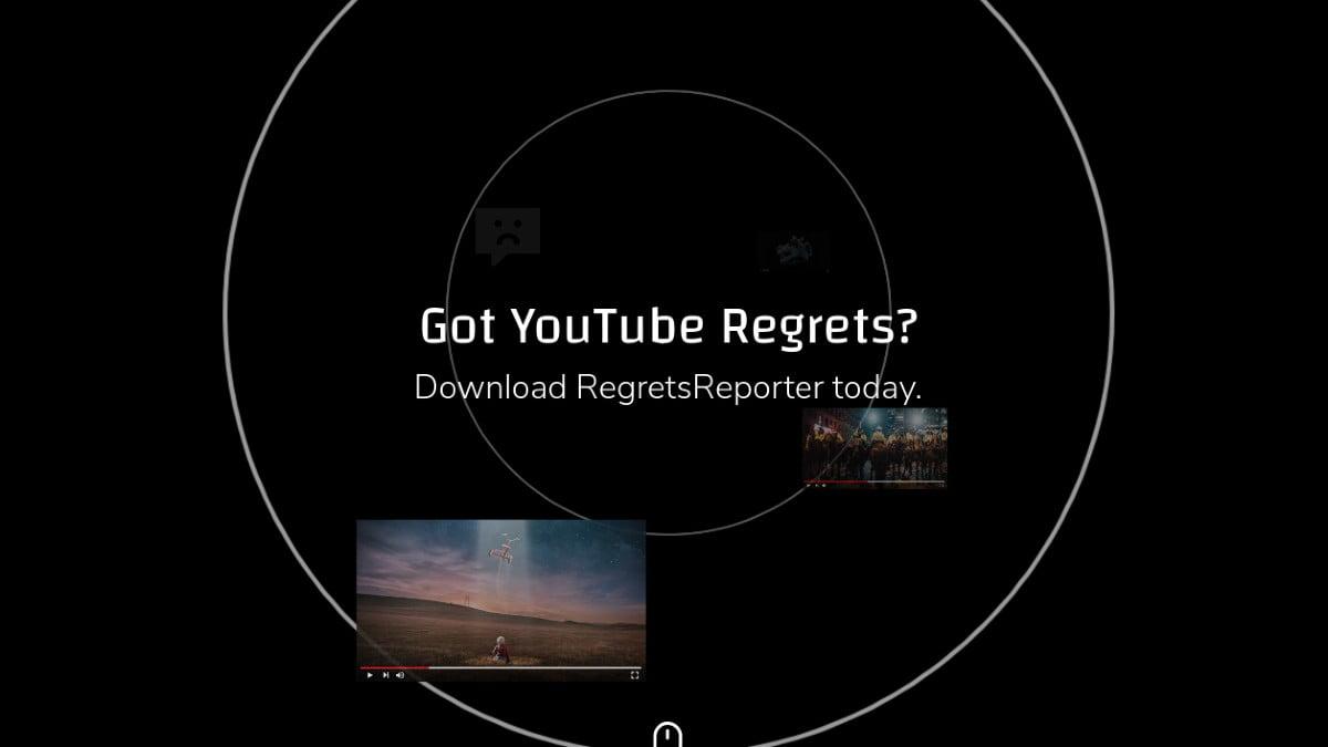algoritmo mozilla youtube