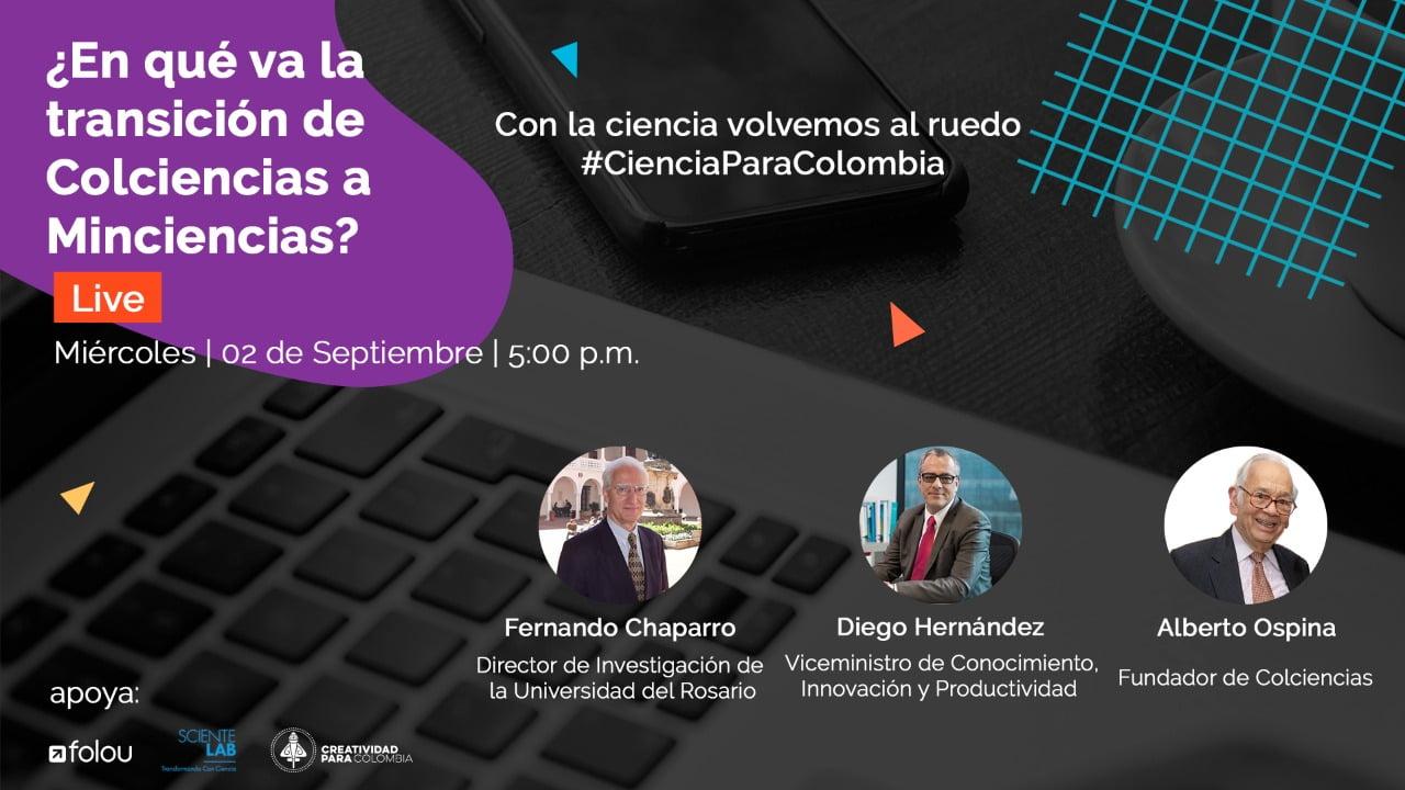 CienciaParaColombia