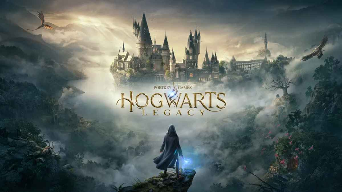 Howarts Legacy harry potter