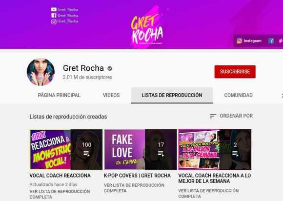 Gret Rocha