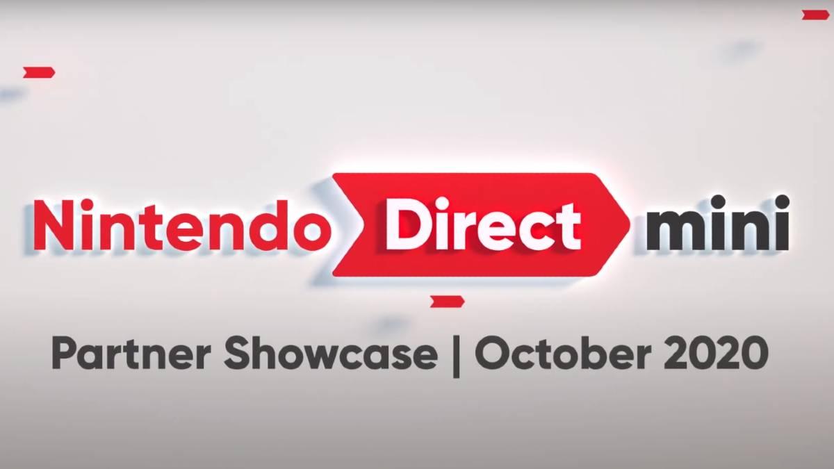 Nintendo Direct oct