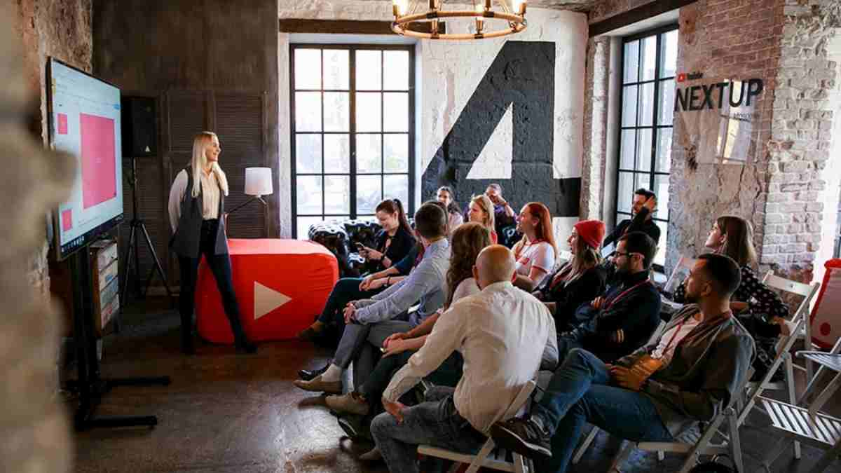 YouTube Space talleres gratuitos