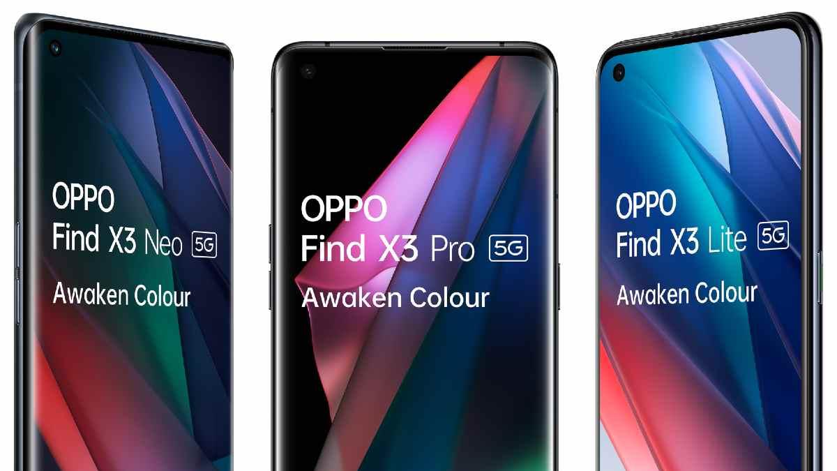 Oppo Find X3