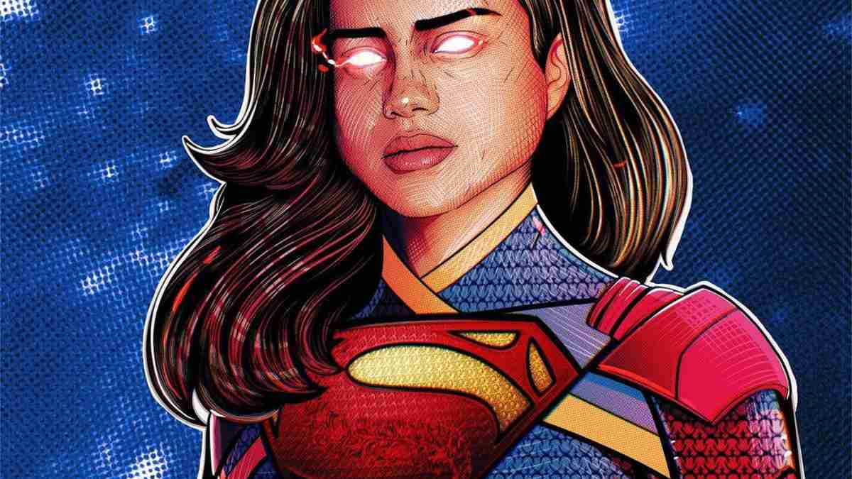 colombiana Supergirl