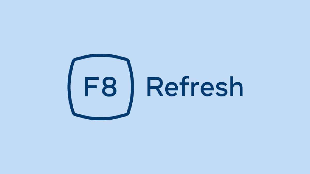 F8 Refresh desarrolladores