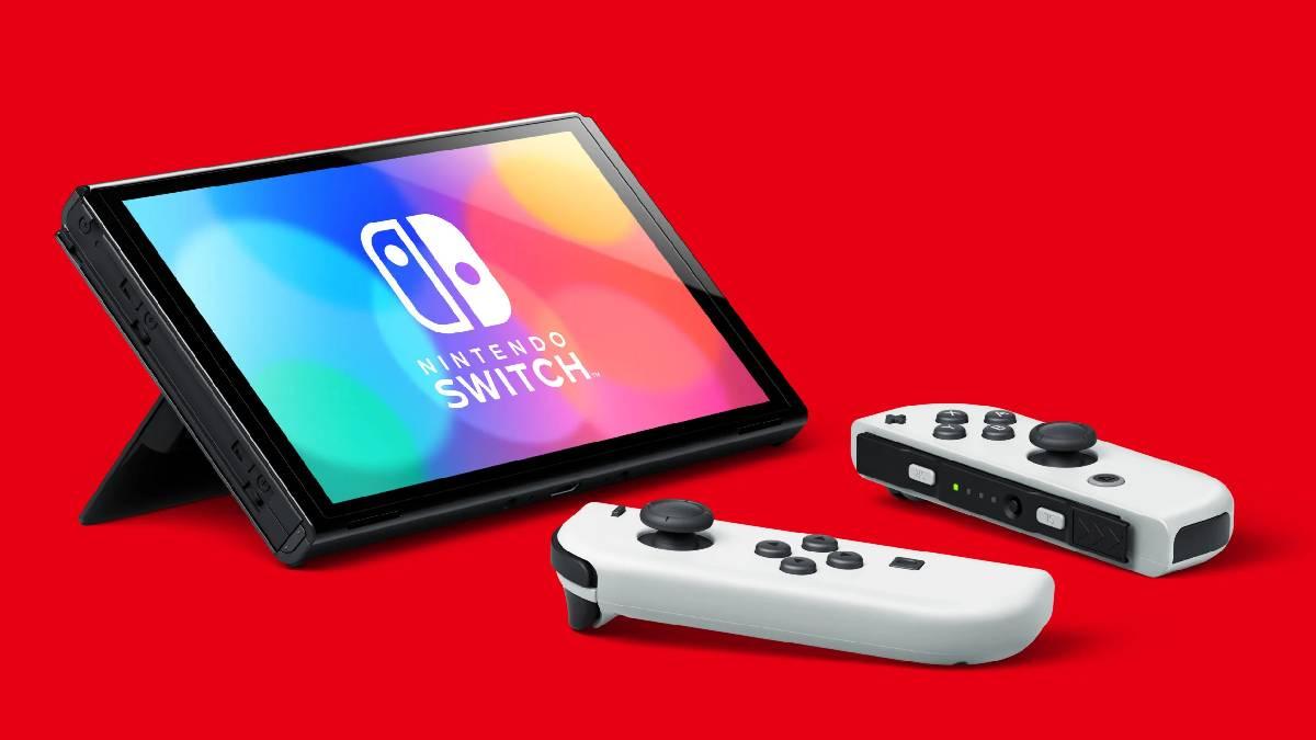 Nintendo Switch OLED m